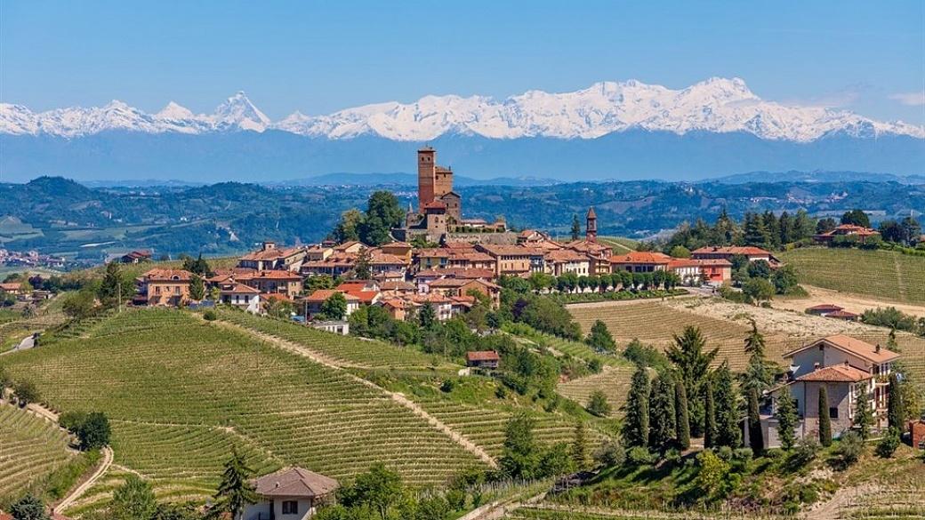 Região do Piemonte